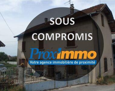 Vente Maison 6 pièces 126m² Oyeu (38690) - photo