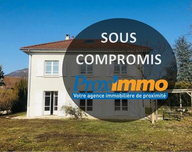 Vente Maison 8 pièces 175m² Coublevie (38500) - photo