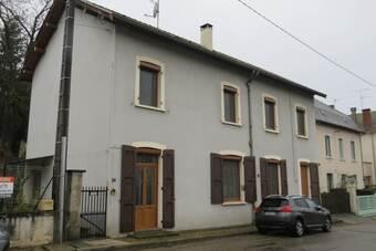 Vente Maison 8 pièces Les Abrets (38490) - photo