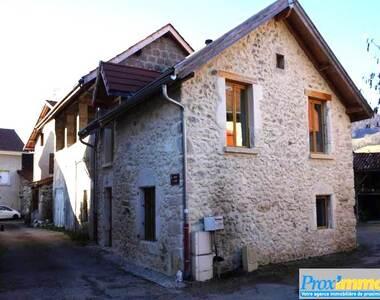 Location Maison 3 pièces 78m² Saint-Étienne-de-Crossey (38960) - photo