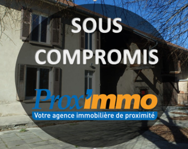Vente Maison 4 pièces 98m² Le Grand-Lemps (38690) - photo