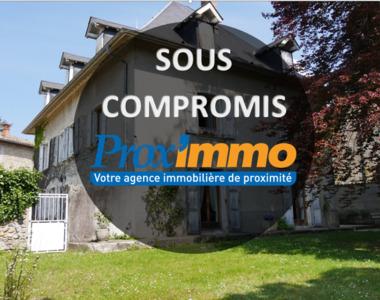 Vente Maison 12 pièces 387m² Burcin (38690) - photo