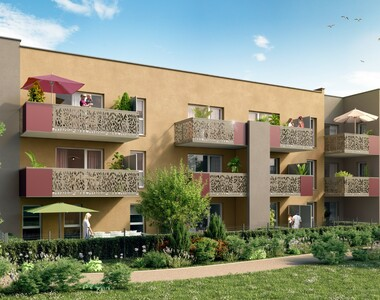 Vente Appartement 2 pièces 44m² Saint-Étienne-de-Crossey (38960) - photo