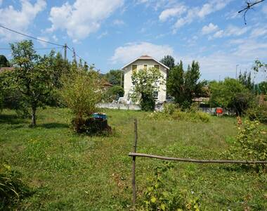 Vente Terrain 500m² Tullins (38210) - photo