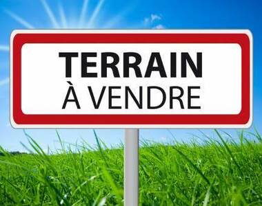 Vente Terrain 1 273m² Bévenais (38690) - photo