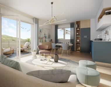 Vente Appartement 3 pièces 62m² Saint-Étienne-de-Crossey (38960) - photo