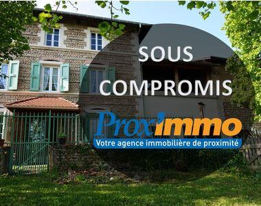 Vente Maison 6 pièces 125m² Gillonnay (38260) - photo