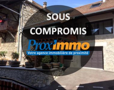 Vente Maison 3 pièces 95m² Miribel-les-Échelles (38380) - photo