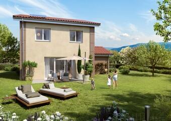 Vente Maison 4 pièces 97m² Saint-Étienne-de-Crossey (38960) - Photo 1