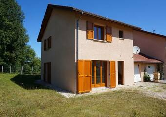 Vente Maison 4 pièces 98m² Montferrat (38620) - photo