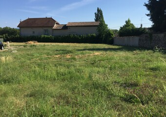 Vente Terrain 570m² La Murette (38140) - photo