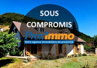 Vente Maison 6 pièces 150m² Saint-Étienne-de-Crossey (38960) - photo