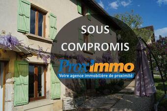 Vente Maison 8 pièces 177m² Saint-Nicolas-de-Macherin (38500) - photo