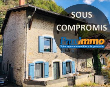 Vente Maison 8 pièces 190m² La Buisse (38500) - photo