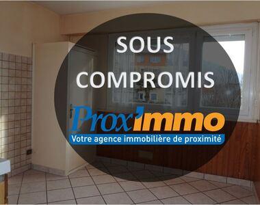 Vente Appartement 2 pièces 45m² Voiron (38500) - photo