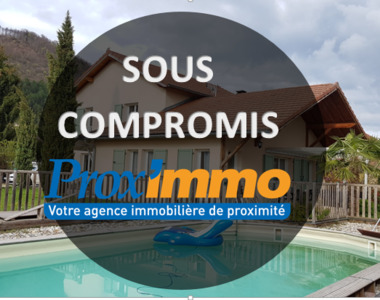Vente Maison 6 pièces 140m² Apprieu (38140) - photo