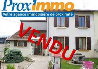 Vente Maison 3 pièces 72m² Coublevie (38500) - photo