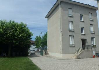 Vente Immeuble 300m² Beaurepaire (38270) - photo