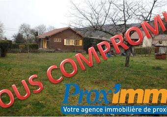 Vente Maison 4 pièces 60m² Colombe (38690) - photo